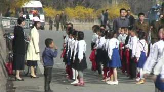 Unieke beelden uit Noord-Korea