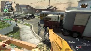 Black Ops - Nuketown TeamDeathmatch gameplay PC (no commentary)