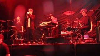 Saveus, Levitate Me - Supportact Years & Years Live at Klokgebouw Eindhoven 18-11-2015
