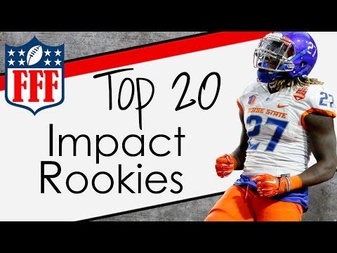 2015 Fantasy Football Top 20 Impact Rookies