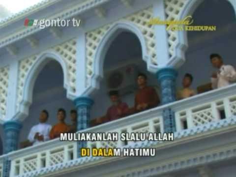 Video Klip Ansyada Gontor  -  Ingatlah Selalu Allah