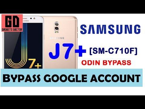 Samsung J7 Plus SM-C710F FRP