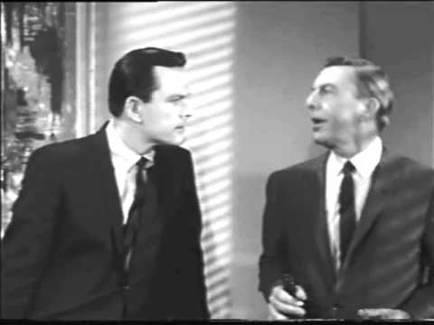 Bob Crane on The Alfred Hitchcock Hour - The 31st of February / 1963 (Segment 2)
