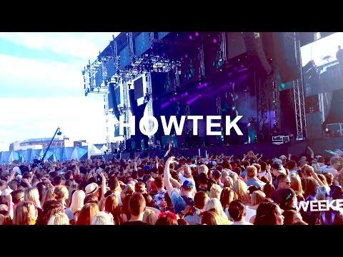 Showtek @Weekend Festival 2015 (Finland) [4K]