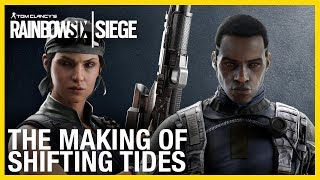 Rainbow Six Siege: The Making of Shifting Tides Operators and Theme Park Rework | Ubisoft [NA]