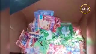 Мыши погрызли деньги в банкомате