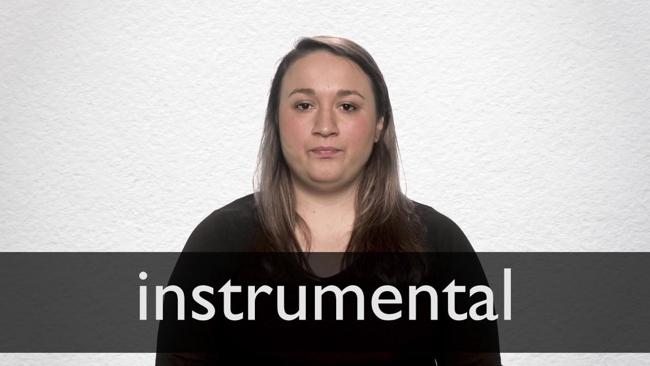 "Hindi Translation of ""instrumental"" | Collins English-Hindi"
