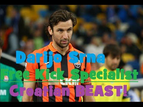 Darijo Srna ● Free Kick Specialist ● Free Kicks, Assists & Goals ● HD