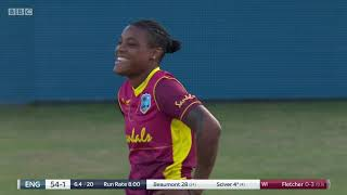 Women's Cricket - England v West Indies First T20 (21.09.2020)