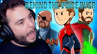 BEHIND THE VOICEOVER: CartoonHooligans -