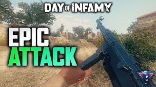 AN EPIC ATTACK! | Day of Infamy Gameplay thumbnail
