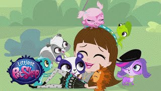 Theme Song of Littlest Pet Shop (Official Music Video) | LPS Songs