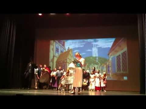 CALUSA PREPARATORY SCHOOL - BEAUTY AND THE BEAST