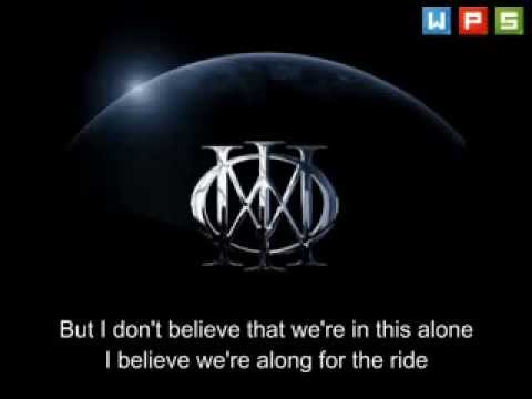 Dream Theater - Along for the Ride (lyrics)