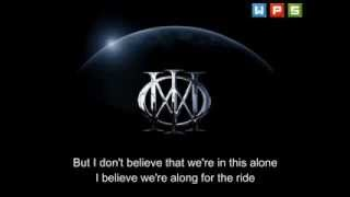 Dream Theater - Along for the Ride (lyrics)