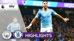 City dreht das Spiel | Manchester City - FC Chelsea 2:1 | Highlights - Premier League 2019/20