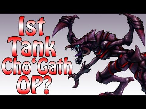 Tank Cho'Gath jetzt OP ?! Am Ende 10.000 Leben - BroPower mit Tomek