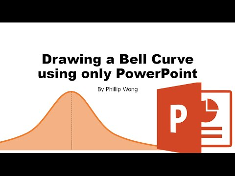 how to draw a bell curve in powerpoint - youtube, Powerpoint templates