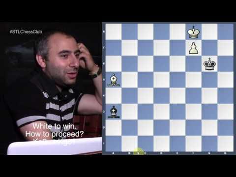 Force that Bishop to the Short Diagonal!  | Endgame Exclam!! - GM Varuzhan Akobian
