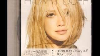 Hilary Duff Hilary Duff (Album Completo)