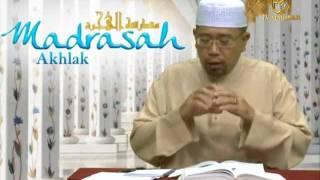 Madrasah Akhlak - Qanaah Akhlak yang Mulia (part 2)