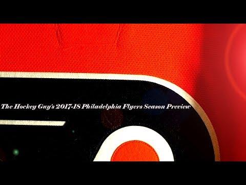 2017-18 Philadelphia Flyers Season Preview