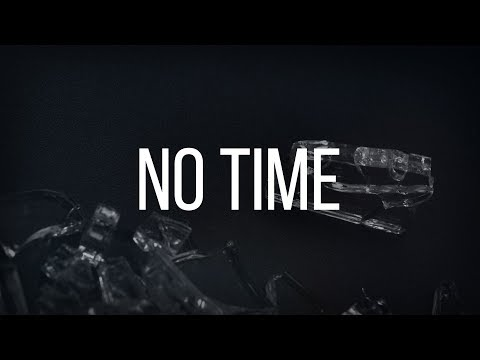 """No Time"" Hard Deep Trap Beat / Dark Rap Beat 