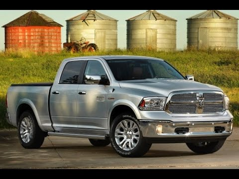 2015 Ram 1500 Start Up and Review 5.7 L Hemi V8