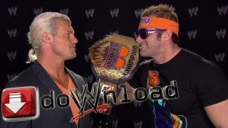 WWE Download - Dolph left speechless - Episode 18