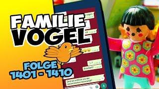 Playmobil Filme Familie Vogel: Folge 1401-1410 Kinderserie | Videosammlung Compilation Deutsch
