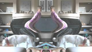Surrealistic Kate & Dyan Moving Through N-Dimensional Space/Time
