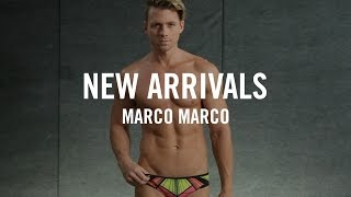 Marco Marco: Swimwear New Arrivals