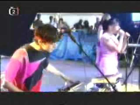 Le Tigre - After Dark - live Belfort France 2005