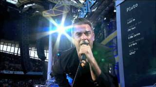 Robbie Williams - Progress Live - Come Undone