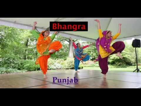 Dance and their State -Indian Dances - ALL Classical Dances - Indian State & it's Famous Dance
