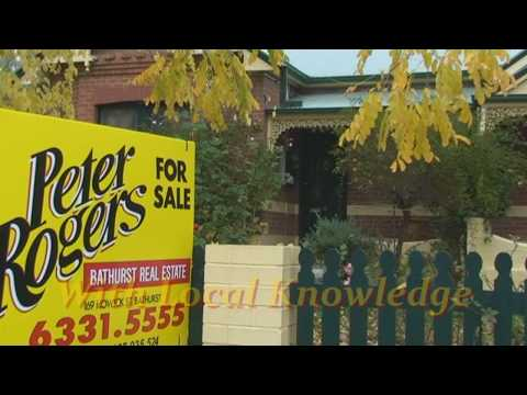 Peter Rogers Real Estate Bathurst, NSW Australia