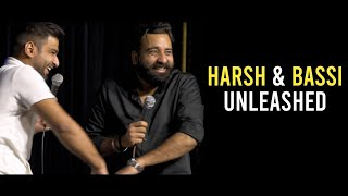 Harsh & Bassi Unleashed | Crowd Work | Standup Comedy