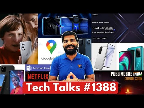 Tech Talks #1388 – Micromax New Launch, X60 25th March, PUBG 3rd Anniversary, Redmi TV, Pixel 5a