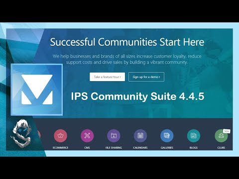 How To Install IPS Community Suite 4.4.5   Invision Power Community   Free Download