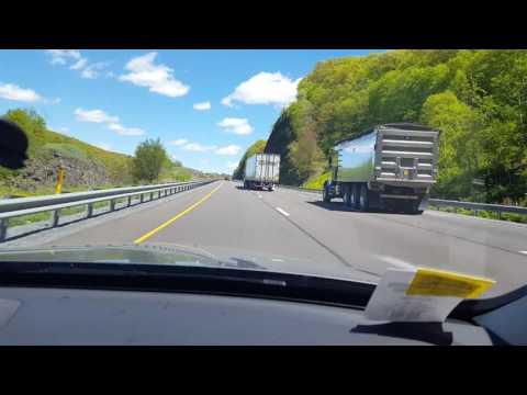 I-80  Western Pennsylvania