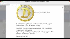 Dime Coin Faucet on Steemit