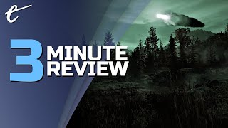 The Alien Cube | Review in 3 Minutes (Video Game Video Review)