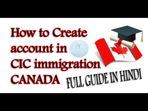 How To Login To Cic Immigration (GC Key) Canada Visa
