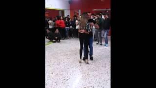 Domenico Cubao & Rossana Fox - Nelson Freitas . Saia Branca