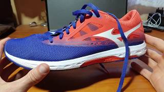 Mizuno wave sonic 2 review