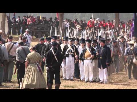 150th Battle Of Bull Run Reenactment - Manassas, Virginia