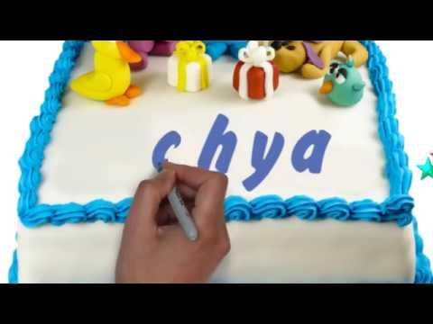 Happy Birthday Yahya
