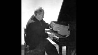 Josef Hofmann plays Chopin Waltz in E flat Op. 18