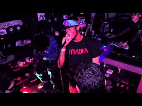 Main Attrakionz - La Piñata // Live @ 350 Broadway