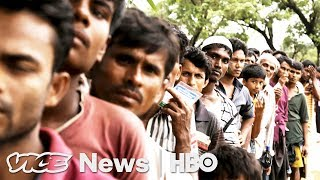 Registering The Rohingya & Roy Moore's Apologists: VICE News Tonight Full Episode (HBO)
